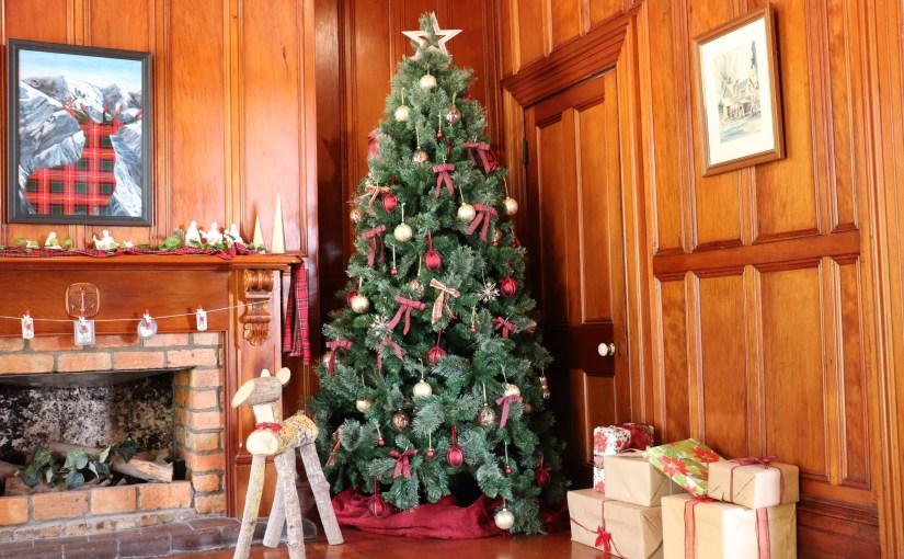 Noch immer Weihnachten in Woodlands