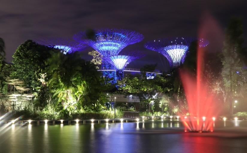 Zwei Tage Singapur