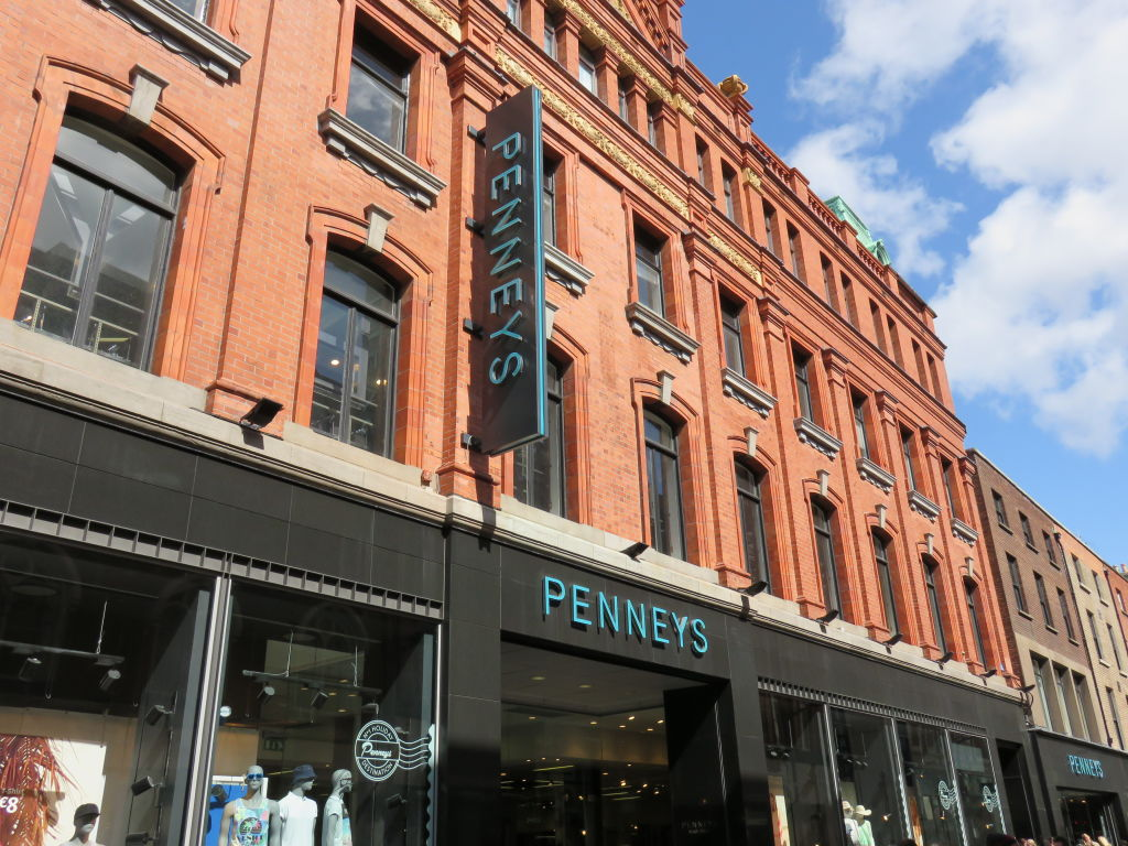 Pennys Discover The Best Places To Shop In Dublin