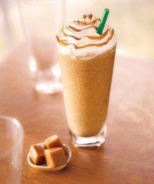 starbucks caramel frappuccino