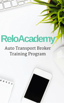 Auto transport broker training course