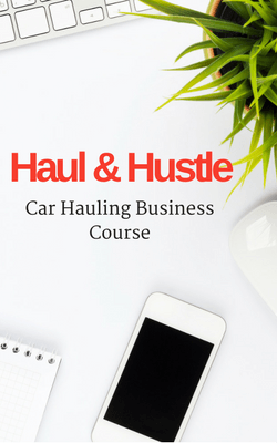 Car hauling business course