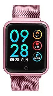 RELÓGIO SMART WATCH ROSA
