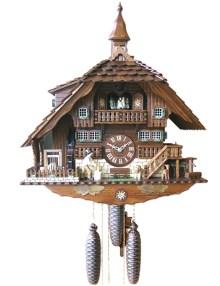reloj cucu mecanico