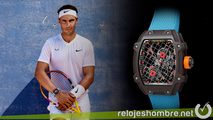 Reloj Rafa Nadal