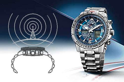 Reloj radiocontrolado citizen