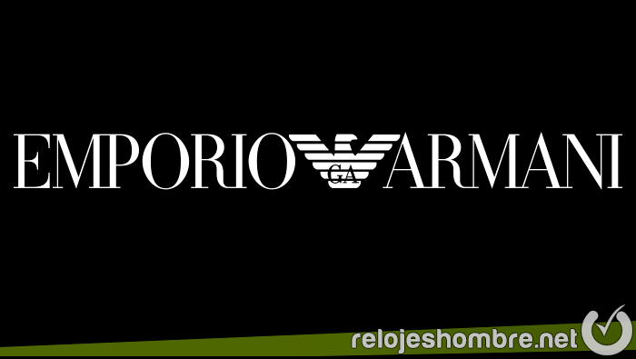 Relojes Emporio Armani para hombre
