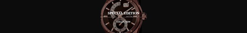 Relojes Jaguar Special Edition Collection
