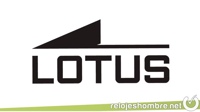 Relojes Lotus hombre