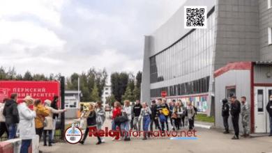 Photo of Al menos 8 muertos y 24 heridos en un tiroteo en una universidad de Rusia