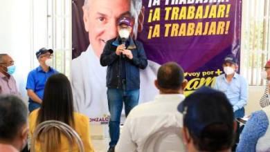 """Photo of Gonzalo: """"Somos gente decente, pero no pendejos"""""""