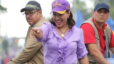 """Photo of Margarita: """"No dejaremos que nos engañen"""""""