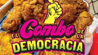 Photo of Un pica pollo dará combo gratis a las primeras 250 personas que lleguen con su dedo entintado