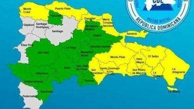 Photo of COE eleva a 26 las provincias en alerta por potencial ciclón tropical