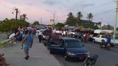 Photo of La gente no le tiene miedo al Coronavirus playa Juan de Bolaños full hoy»