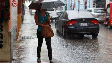 Photo of Vaguada provocará aguaceros y tormentas eléctricas en algunas partes del país