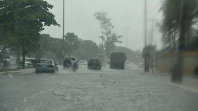 Photo of COE aumenta alerta verde a 15 provincias debido al paso de dos ondas tropicales