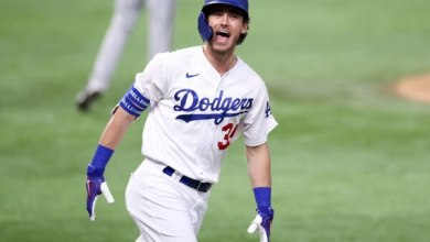 Photo of Dodgers pican delante en Serie Mundial, ganan 8-3 a Tampa Bay