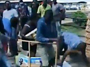 Photo of Haití cierra el paso a patanas de RD; autoridades de ambos países inician diálogo