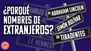 Photo of ¿Por qué estas calles de Santo Domingo tienen nombres de extranjeros?