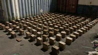 Photo of Decomisan en Panamá 776 paquetes de droga en contenedor con destino a España