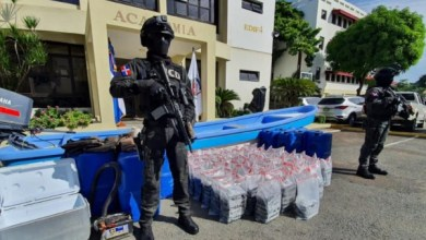 Photo of Apresan a dos colombianos y ocupan 362 paquetes de cocaína