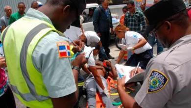 Photo of Reportan choque de autobuses de pasajeros en la Marginal de las Américas