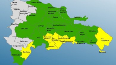 Photo of El COE aumenta a 24 las provincias en alerta debido por lluvias