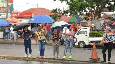 Photo of Vaguada estará generando aguaceros, tronadas y ráfagas de viento en varias zonas del país