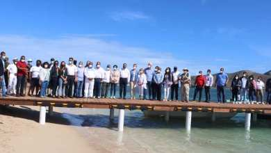 Photo of Inauguran Muelle en El Cayito de Montecristi