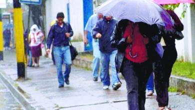 Photo of Cinco provincias siguen en alerta verde por aguaceros; estará fresco