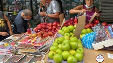 """Photo of """"Ventas de uvas y manzanas están lentas por el alto costo"""", dicen comerciantes"""