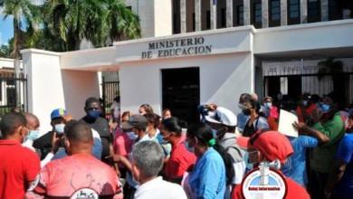 Photo of Gremios presentarán denuncias ante OIT sobre cancelaciones en Minerd