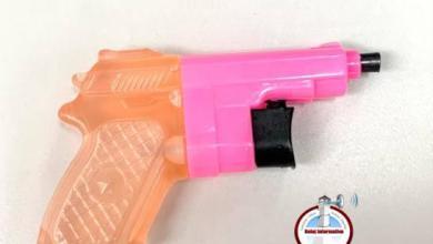 Photo of Golosinas en forma de pistola, un dulce que puede tener un amargo final