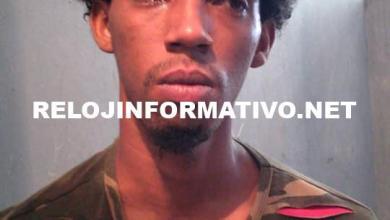 Photo of Apresaron  uno de dos integrantes robo Banca de Lotería Guayubin