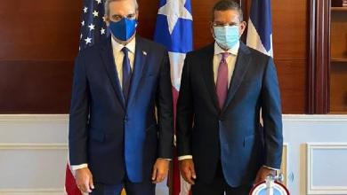 Photo of Presidente dominicano se reunió con nuevo Gobernador de Puerto Rico