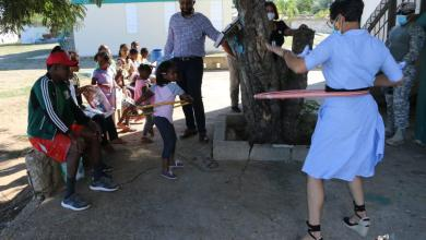 Photo of Gobernadora Nelsy Cruz hace entrega de juguetes a niños de Montecristi.