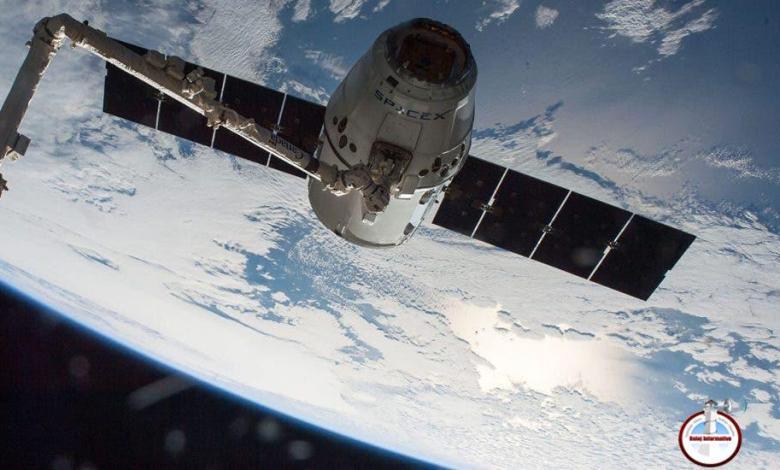 Photo of Llega a la EEI la nave Cygnus con más de 3.800 kilos de provisiones y equipos