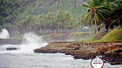 Photo of Advierten sobre oleaje peligroso en las costas dominicanas