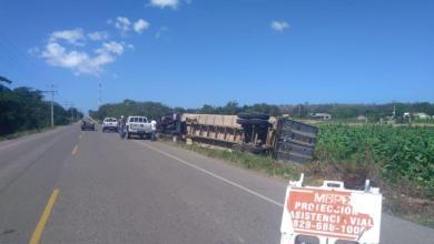 Photo of NOS REPORTAN ACCIDENTE KM 12 MONTECRISTI