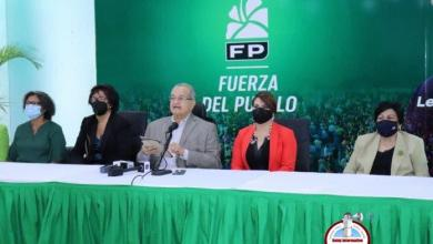 Photo of Fuerza del Pueblo suspende evento para no chocar con el PLD el domingo