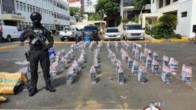 Photo of Autoridades ocupan 615 paquetes de cocaína