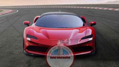 Photo of Ferrari gana un 24 % más hasta marzo pero aplaza objetivos de 2022 por COVID