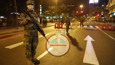 Photo of Gobierno mantiene toque de queda hasta el 30 de mayo
