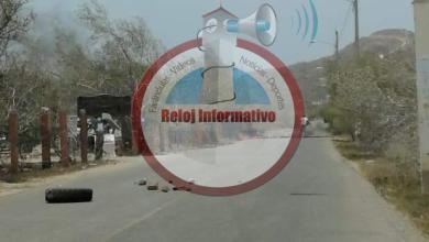 Photo of Desconocido incendian gomas en la carretera camino al Morro de Montecristi