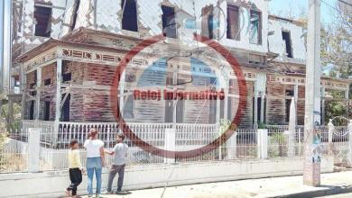 Photo of La histórica Villa Doña Emilia en deterioro progresivo