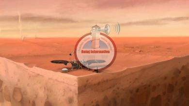 Photo of Impresionantes hallazgos realizados en las profundidades del planeta rojo