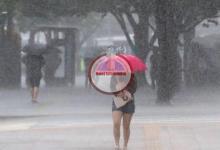 Photo of COE pone en alerta a cinco provincias por lluvias y posibles crecidas de ríos