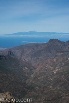 Pico de Nublo, Gran Canaria