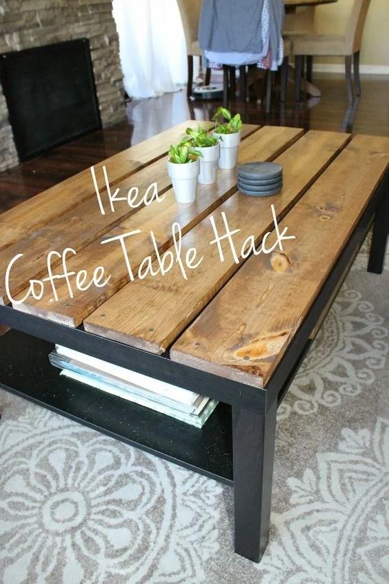 relooker une table basse relooker